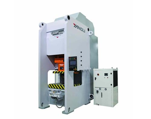 SCP/SSP系列開式/龍門伺服壓力機