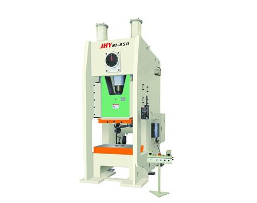JHY21/JFY21係列半閉式單點壓力機 JHY21/JFY21係列半閉式單點壓力機