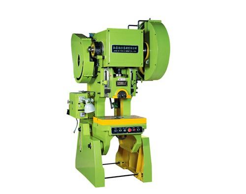 J23系列D型行程可調壓力機