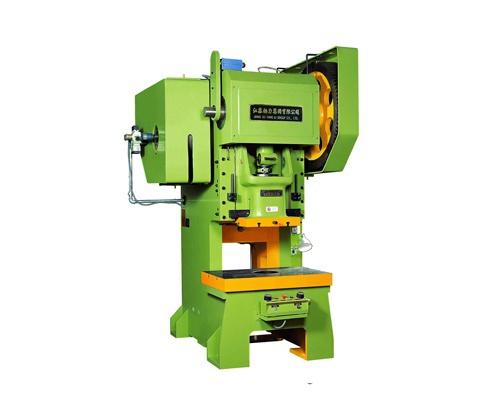 JE21系列D型行程可調開式固定臺壓力機