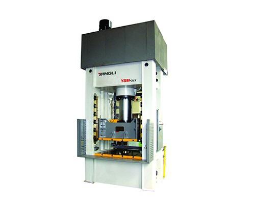 YGM係列門式萬 能液壓機 YGM係列門式萬 能液壓機