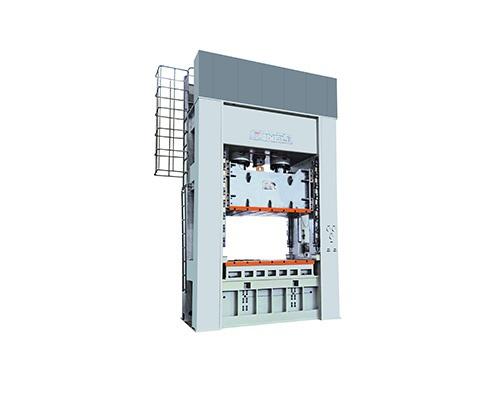 YGM34K係列伺服門式薄板拉伸液壓機 YGM34K係列伺服門式薄板拉伸液壓機
