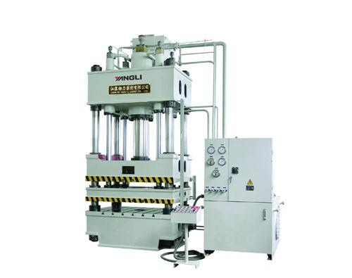 YL28係列四柱雙動薄板拉伸液壓機