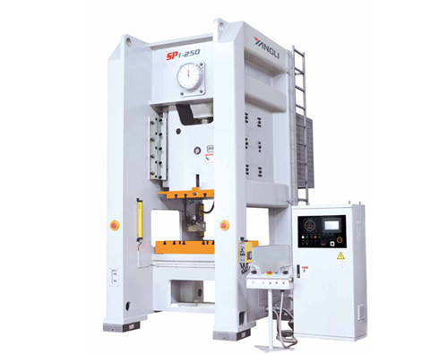 SP1係列龍門單點高精度、高性能壓力機 了解產品 SP2係列龍門雙點高精度、高性能壓力機