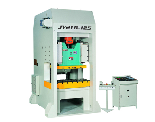 JY21G系列半閉式高速精密壓力機
