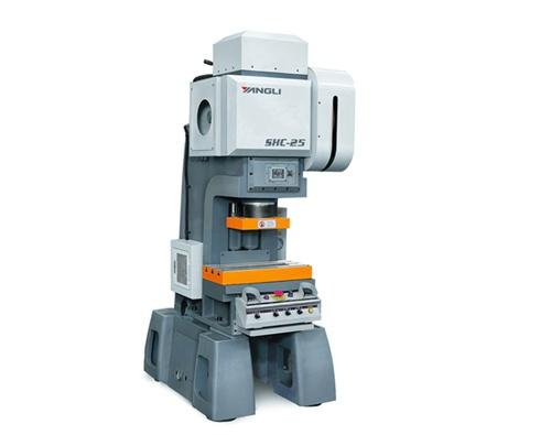 SHC系列三圓導柱高速精密壓力機 了解產品 HM/HPC系列高速精密壓力機
