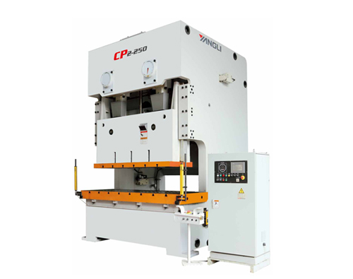 CP2係列開式雙點高精度、高性能壓力機