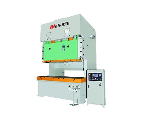 JH25係列開式雙點高性能壓力機