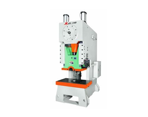 JL21係列開式固定台行程可調壓力機