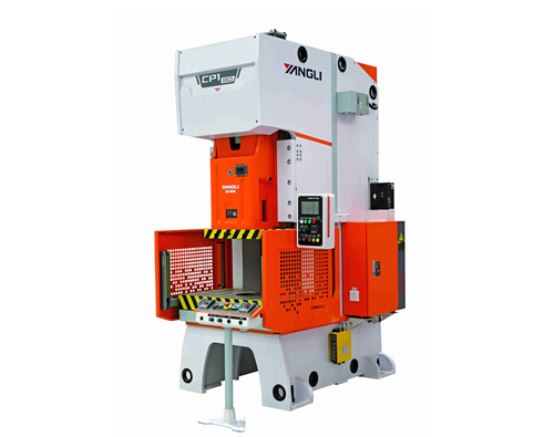 CP1係列開式單點高精度、高性能壓力機 CP1係列開式單點高精度、高性能壓力機